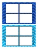 Four Square Math Game