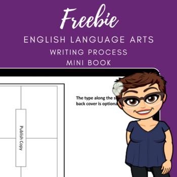 Four Square Mini Books - Writing Process
