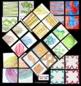 Art Lesson - Four Square Patterns