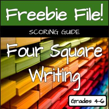 Four Square Scoring Guide
