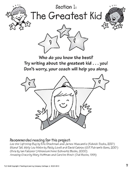Four Square: The Personal Writing Coach for Grades 1-3