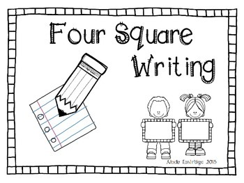 Four Square Writing Freebie!