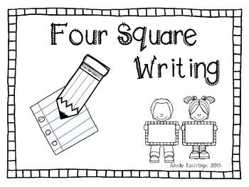 Four Square Writing Freebie!