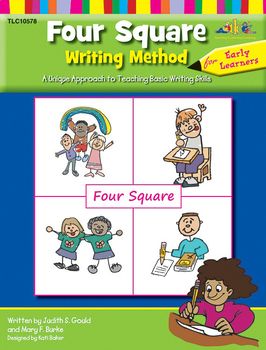 Four Square: Writing Method for Early Learners