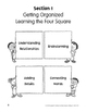 Four Square: Writing Method for Grades 1-3