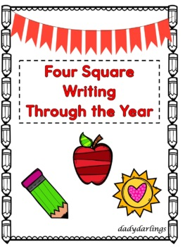 Four Square Writing Through the Year