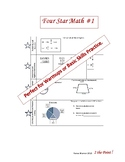 Four Star Math #1