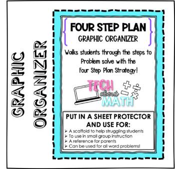 Four Step Plan Graphic Organizer