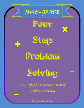 Four-Step Problem Solving