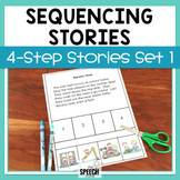Four Step Sequencing Stories Set 1