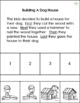 Four Step Sequencing Stories Set 2