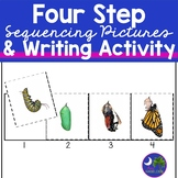 Four Step Sequencing with Pictures Mats/Data Sheet