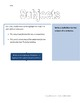 Four Types of Sentences Booklet