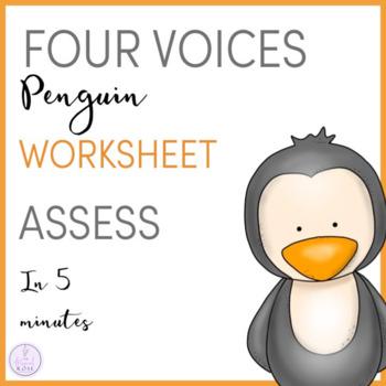 Four Voices Assessment