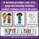 Four Voices Music Posters and Student Response Cards