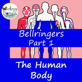 Four Weeks of Human Body Part 1 Bell Ringers Warm Ups