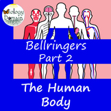 Four Weeks of Human Body Part 2 Bell Ringers Warm Ups