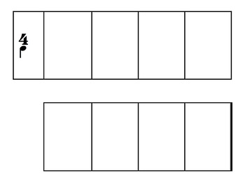 Bundle - Four and Eight Beat Composition Square Grids