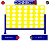 Four in a Line (Connect Four) SmartBoard Template