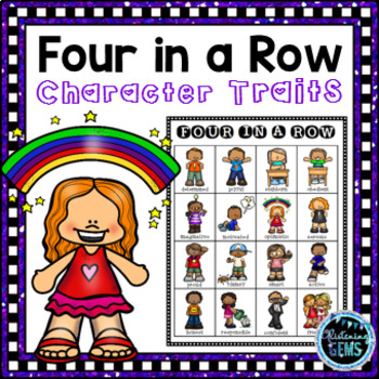 Four in a Row - Character Traits