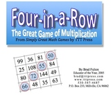 Four in a Row – The Engaging Game of Multiplication