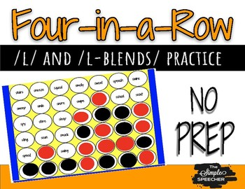 Four-in-a-row /l/ and /l-blends/