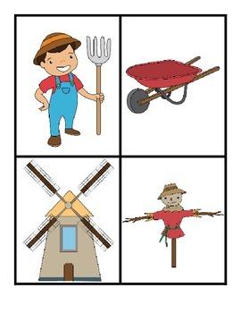 Four of a Kind Place Value: Farm