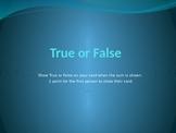 Four operations true and false game