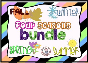 Four seasons bundle
