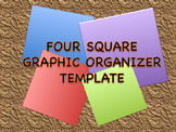 Four square template