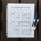 Four to Score: A Fast-Paced Articulation Game (Single Word Level Bundle)