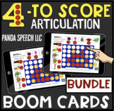 Four to Score BOOM Card Game Bundle