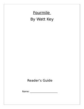 Fourmile by Watt Key Student Reading Guide