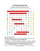 Fourteenth Amendment Reconstruction Era Word Search (Grades 4-5)