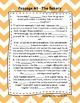 Fourth Cloze Reading Passages FREEBIE
