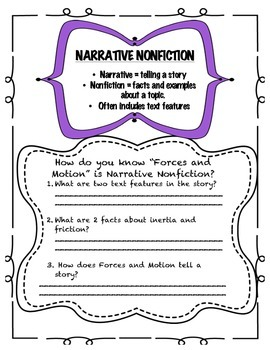 Fourth Grade (4th Grade) Reading Wonders Unit 1 Week 4 Interactive Notebook