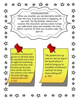 Fourth Grade (4th Grade) Reading Wonders Unit 5 Week 2 Interactive Notebook