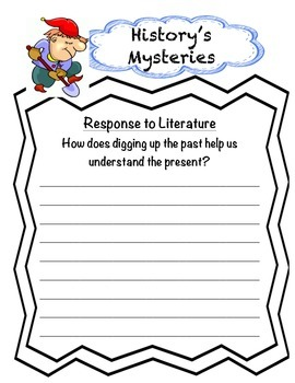 Fourth Grade (4th Grade) Reading Wonders Unit 5 Week 5 Interactive Notebook