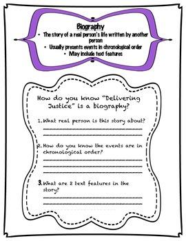 Fourth Grade (4th grade) Reading Wonders Unit 3 Week 3 Interactive Notebook