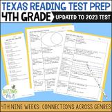 Fourth Grade A TEK-a-Day Reading Test Prep & Review, 4th N