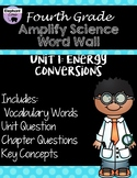 Fourth Grade: Amplify Science Focus Wall- Unit 1