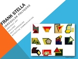 Elementary Art Lesson 4th: Frank Stella Abstract Art Colla