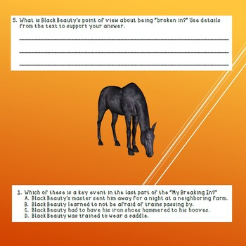 Fourth Grade Benchmark Advance Unit 4 Week 3 Comprehension Questions
