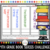 Reading Challenge for Fourth Grade