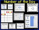 Fourth Grade Calendar Math/Number of the Day