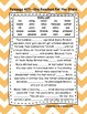 Fourth Grade Cloze Reading Passages Passages 1-32  ***BUNDLE***