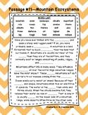 Fourth Grade Cloze Reading Passages Set B (Passages 11-20)