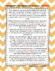 Fourth Grade Cloze Reading Passages Set C (#21-33)