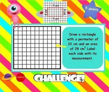 Fourth Grade Common Core Based Math SMART BOARD Game Bundle