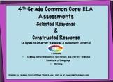 Fourth Grade Common Core ELA Assessments